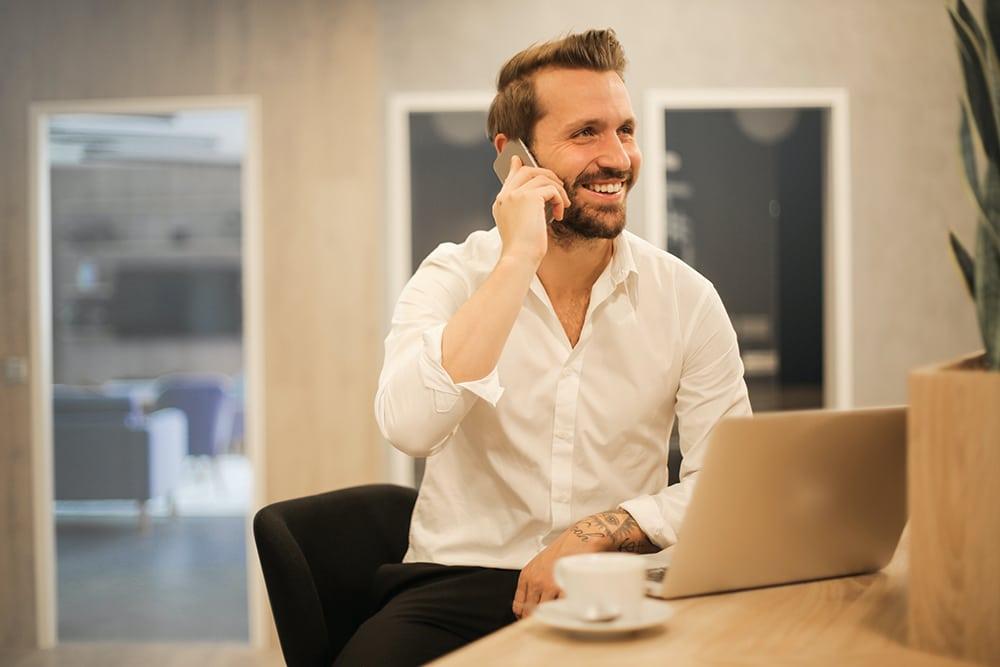 remote call center management